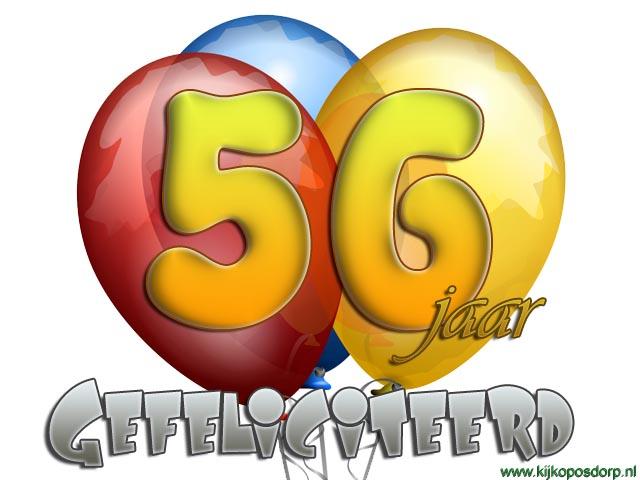 56 Jaar