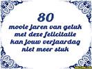 80e Verjaardag Gratis Wenskaarten Ecardjakosawicom