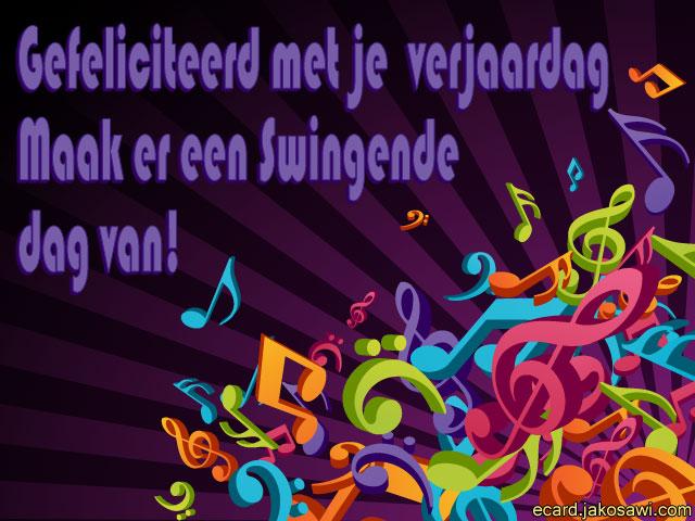 hartelijk gefeliciteerd muziek Gefeliciteerd Met Je Verjaardag Muziek   ARCHIDEV hartelijk gefeliciteerd muziek