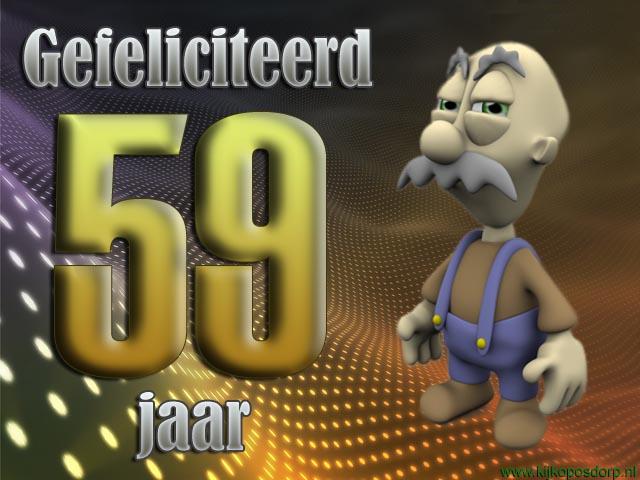 59 jaar 59 Jaar Oud   ARCHIDEV 59 jaar