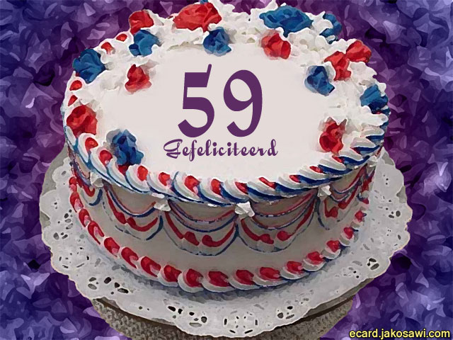 59 Jaar