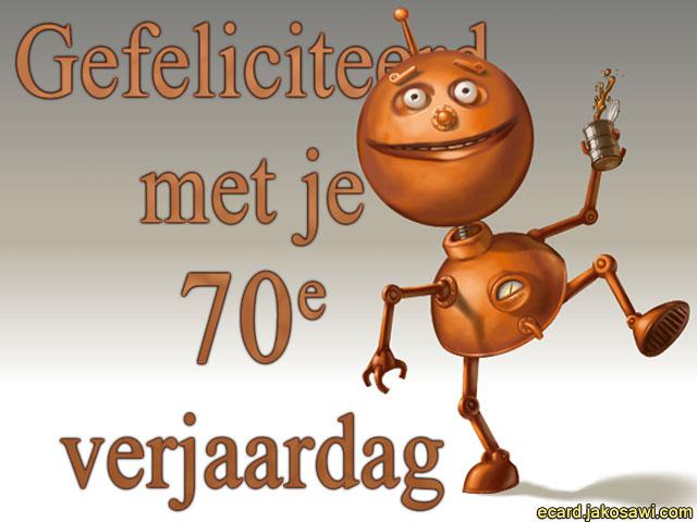 Fabulous Super 70 Jaar Grappig TV85   Belbin.Info @UI37