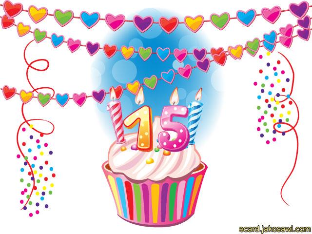 verjaardagskaart 15 jaar Verjaardagskaartje 15 Jaar   ARCHIDEV verjaardagskaart 15 jaar