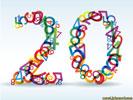 20e Verjaardag Gratis Wenskaarten Ecard Jakosawi Com Verjaardag