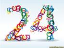 24e Verjaardag Gratis Wenskaarten Ecard Jakosawi Com Verjaardag