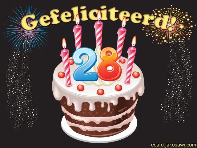 28 jaar verjaardag 28 Jaar Verjaardag   ARCHIDEV 28 jaar verjaardag