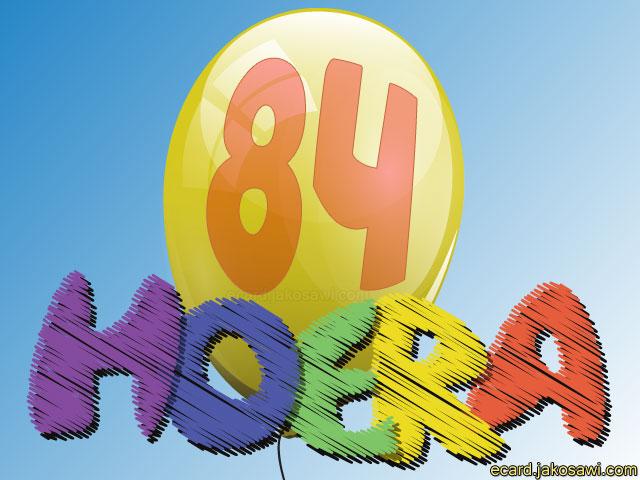58 Jaar Verjaardag Man