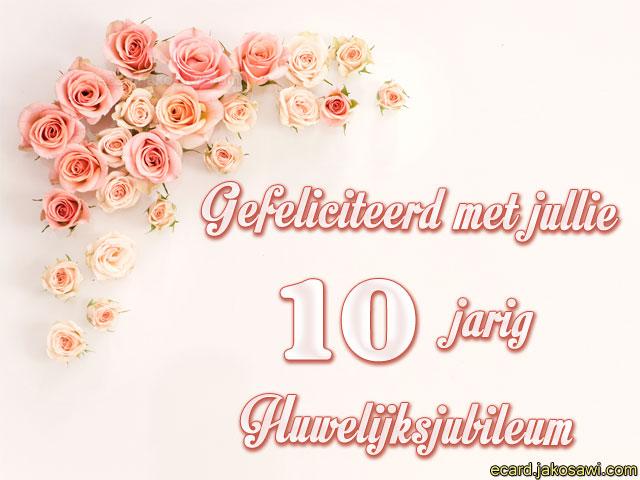 10 jarig huwelijksjubileum Afbeelding 10 Jarig Huwelijk   ARCHIDEV 10 jarig huwelijksjubileum