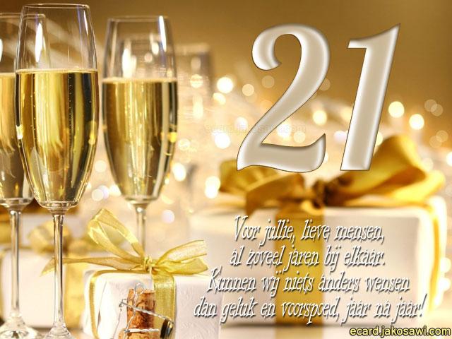 21 jaar getrouwd kaart 21 Jaar Getrouwd Afbeeldingen   ARCHIDEV 21 jaar getrouwd kaart
