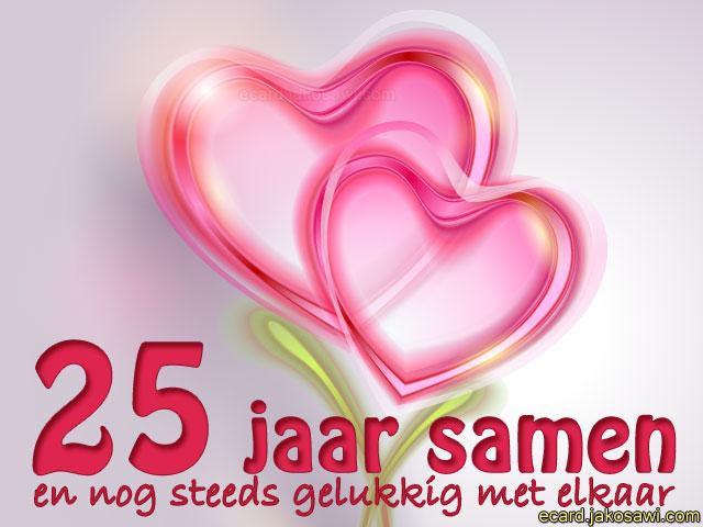 e card 25 jarig huwelijk 41 Jaar Huwelijk E Cards   ARCHIDEV e card 25 jarig huwelijk