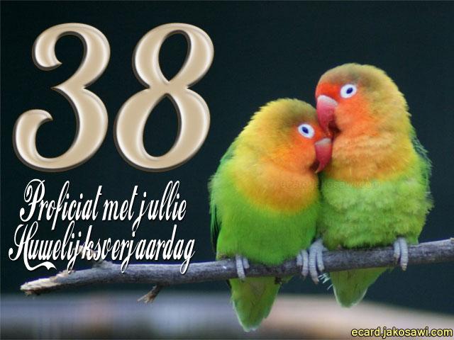 38 jaar getrouwd Tekst 38 Jaar Getrouwd   ARCHIDEV 38 jaar getrouwd